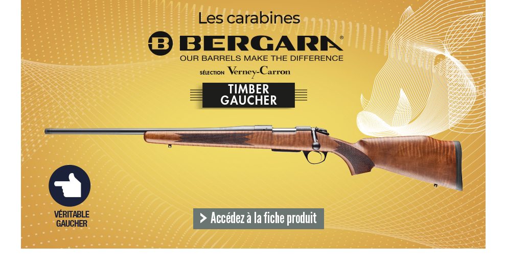 Bergara Timber Gaucher